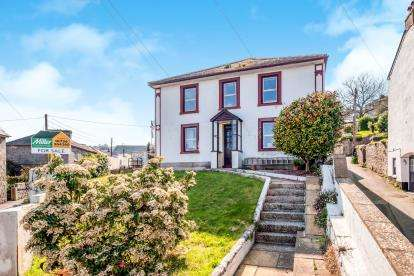4 Bedrooms Detached House for sale in Newlyn, Penzance, Cornwall