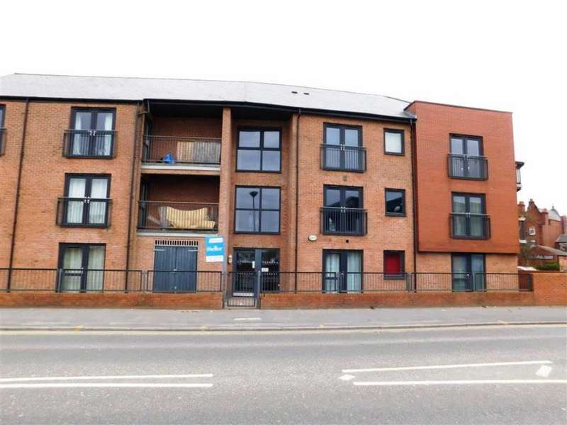 2 Bedrooms Flat for sale in 12 Fairfield Road, Openshaw, Manchester