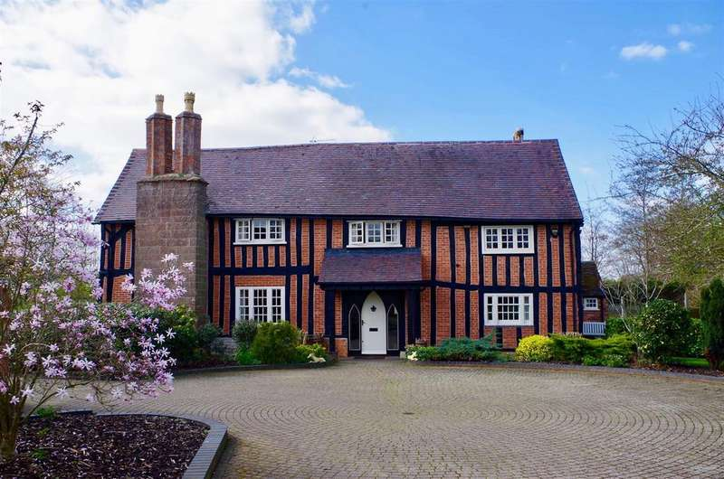 4 Bedrooms Farm House Character Property for sale in Shell, Droitwich