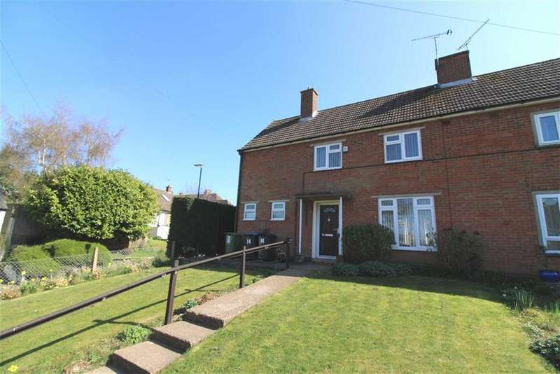 3 Bedrooms Semi Detached House for sale in Elizabeth Close, Houghton-on-the-Hill