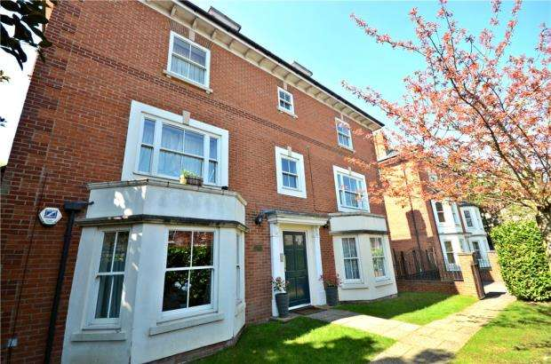 2 Bedrooms Apartment Flat for sale in Brownlow Lodge, Brownlow Road, Reading
