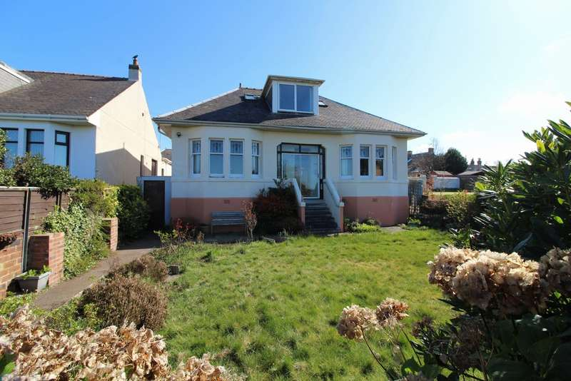 4 Bedrooms Bungalow for sale in Mansewell Road, Prestwick, KA9