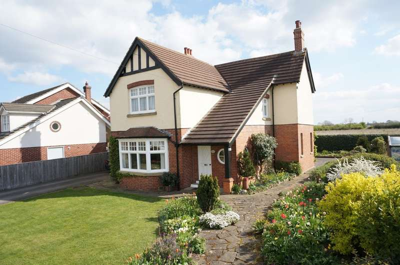 4 Bedrooms Detached House for sale in Main Street, Church Fenton, Tadcaster, LS24