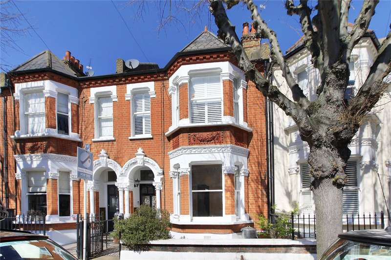 4 Bedrooms Terraced House for sale in Winsham Grove, Battersea, London, SW11