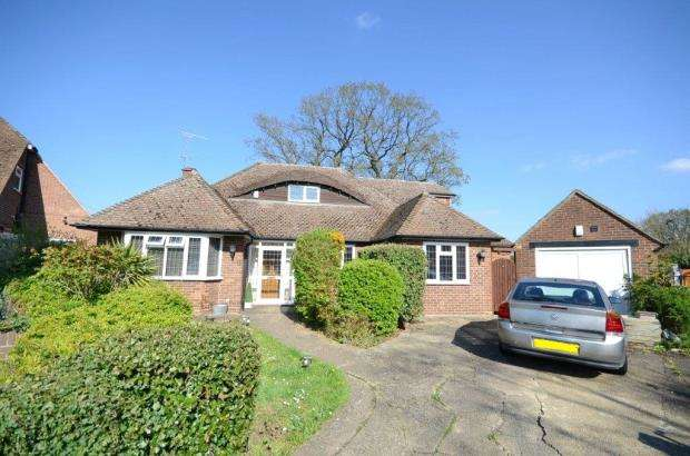 5 Bedrooms Detached Bungalow for sale in Hamilton Gardens, Burnham, Slough