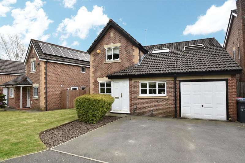 5 Bedrooms Detached House for sale in Degas Close, Salford, Greater Manchester, M7
