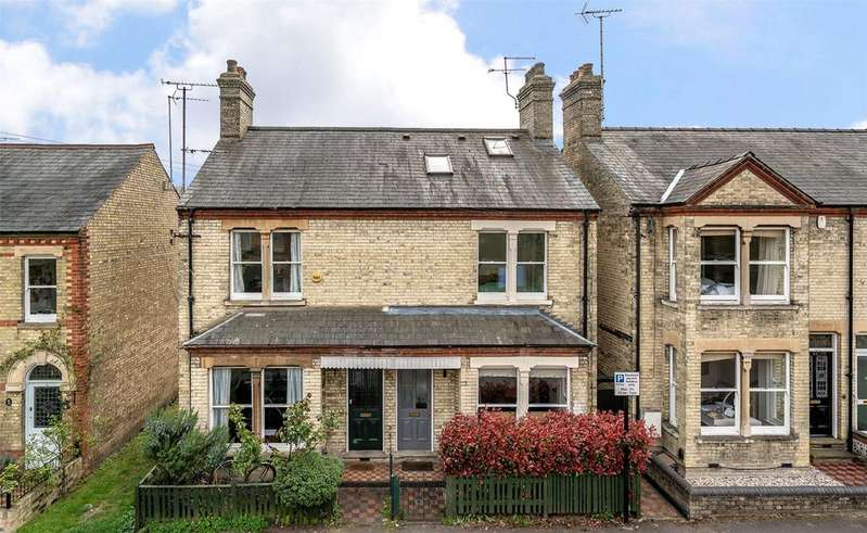 4 Bedrooms Semi Detached House for sale in Hartington Grove, Cambridge