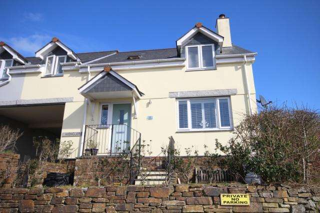 4 Bedrooms Semi Detached House for sale in Blisland