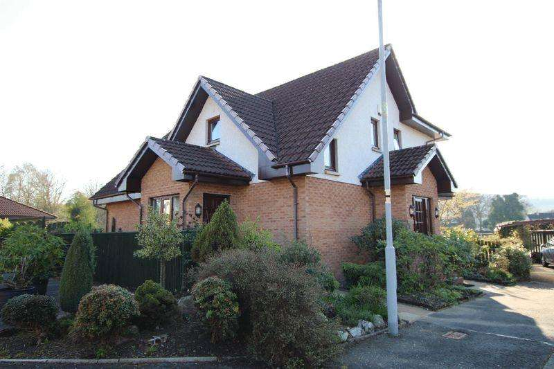 5 Bedrooms Detached House for sale in Dalvait Gardens, Balloch
