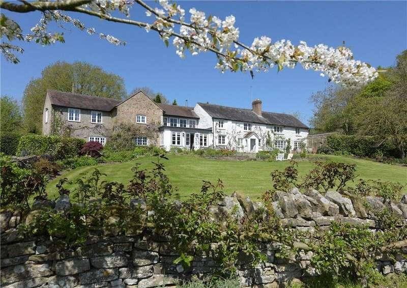 5 Bedrooms Detached House for sale in Ridgeway Cross, Near Malvern, Worcestershire, WR13