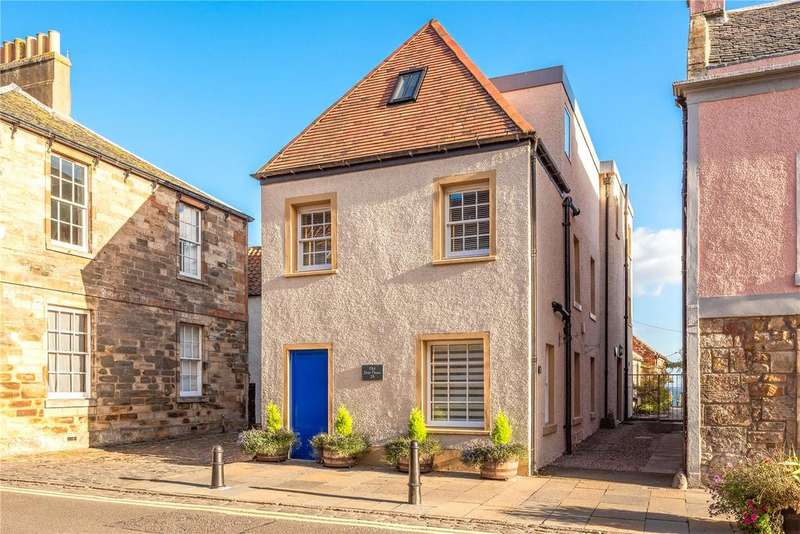 3 Bedrooms Detached House for sale in Old Post House, 24 High Street, Pittenweem, Fife, KY10