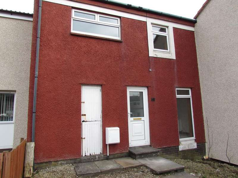 3 Bedrooms Terraced House for sale in Lammermuir Court, Irvine KA11