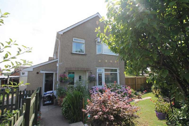 4 Bedrooms Detached House for sale in Tudor Walk, Berry Hill