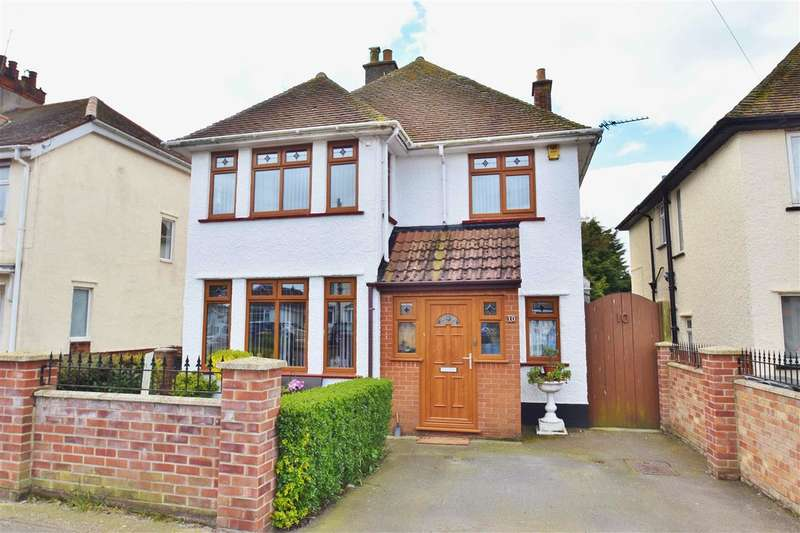 4 Bedrooms Detached House for sale in Winthorpe Avenue, Winthorpe, Skegness