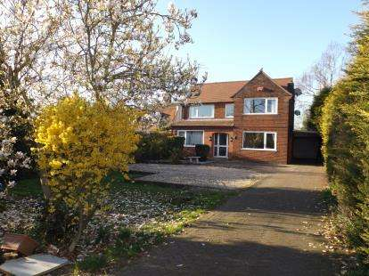 3 Bedrooms Detached House for sale in Station Road, Sutton-In-Ashfield, Nottinghamshire, Notts