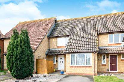 3 Bedrooms Terraced House for sale in Swift Close, Sandy, Bedfordshire, .