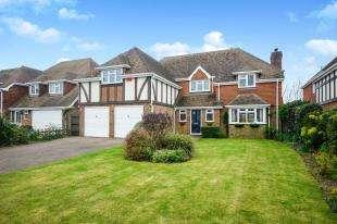 4 Bedrooms Detached House for sale in Blenheim Road, Littlestone, New Romney, Kent