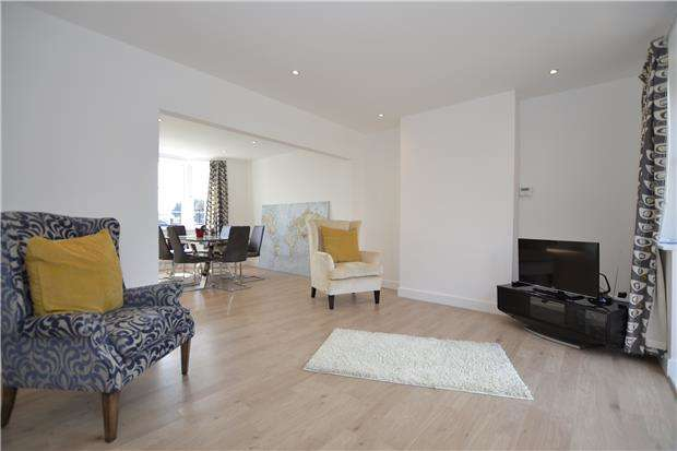 3 Bedrooms Terraced House for sale in St. Edyths Road, Bristol, BS9 2EP