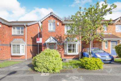 3 Bedrooms Detached House for sale in Rosefield Close, Davenport, Stockport, Cheshire