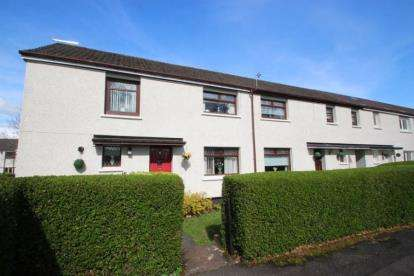 3 Bedrooms End Of Terrace House for sale in Park Place, Irvine, North Ayrshire