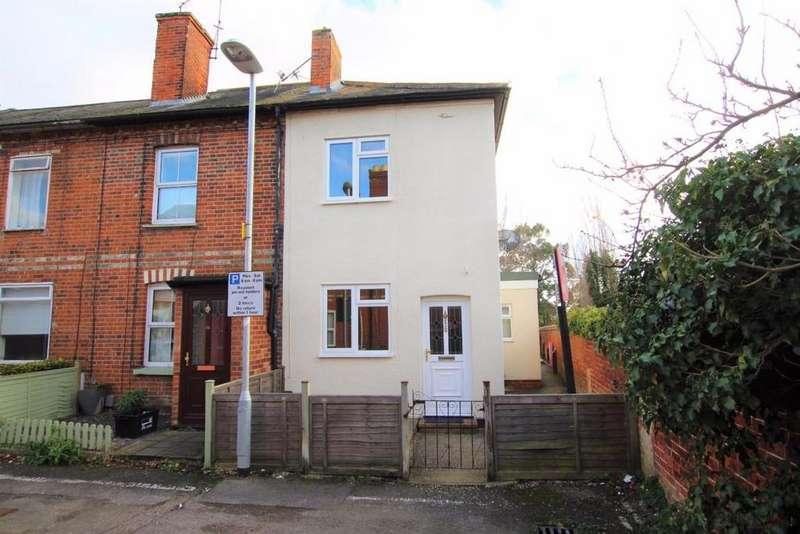 2 Bedrooms End Of Terrace House for sale in Havelock Road, Wokingham, RG41