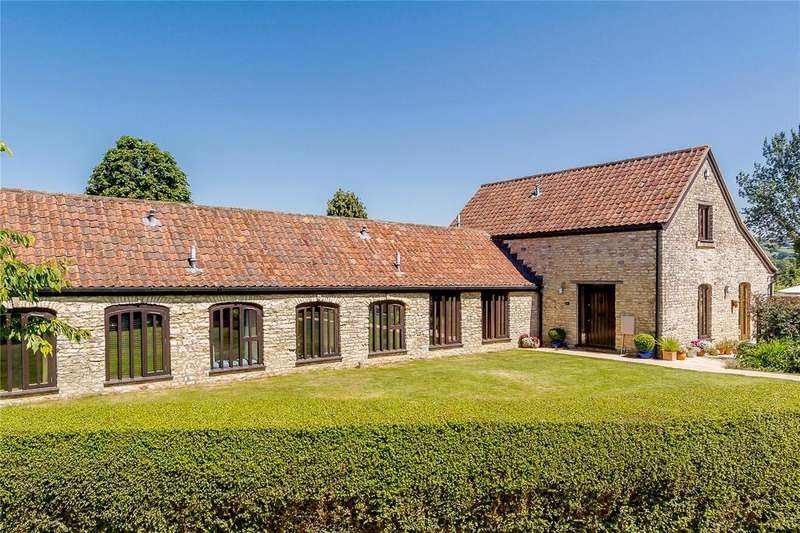 4 Bedrooms Semi Detached House for sale in Powell Court, Bottoms Farm Lane, Doynton, Bristol, BS30