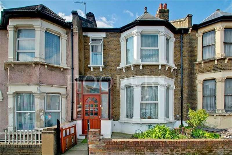 4 Bedrooms Terraced House for sale in Lansdowne Grove, London