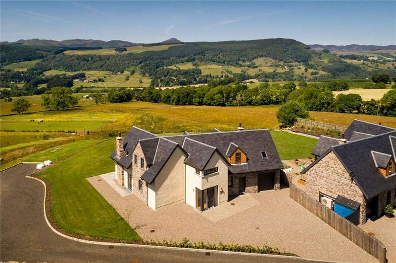 4 Bedrooms Detached House for sale in The Aultmore, Pitilie View, Aberfeldy, PH15