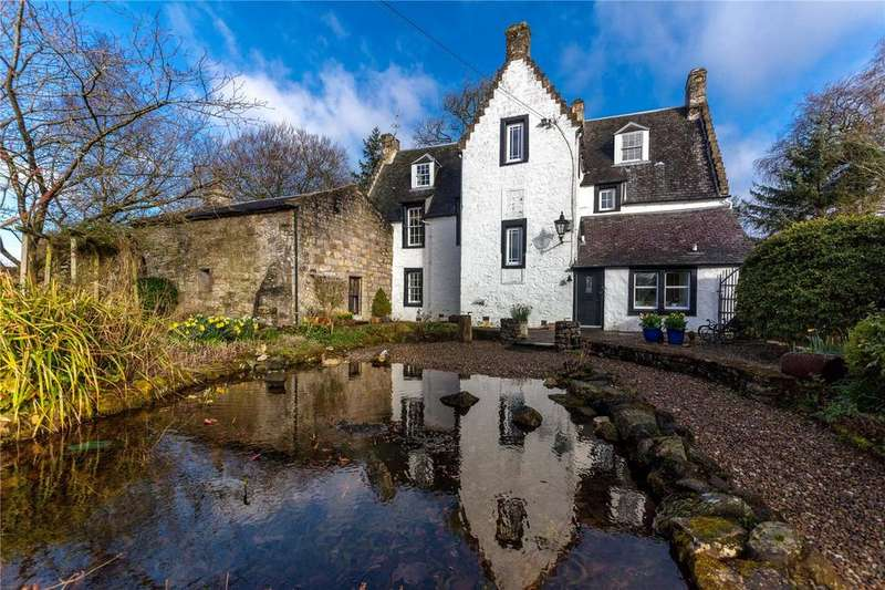 5 Bedrooms Unique Property for sale in The Place, 11 Mill Avenue, Kilmaurs, Ayrshire, KA3