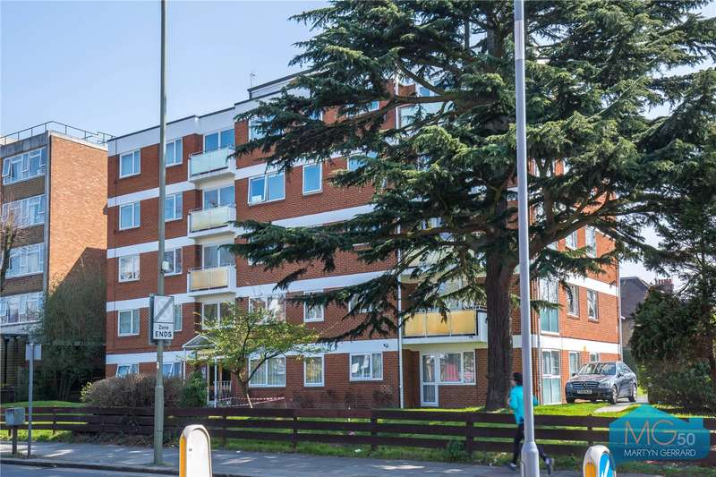 2 Bedrooms Apartment Flat for sale in Sherbrook House, 174 Ballards Lane, Finchley, London, N3