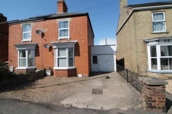3 Bedrooms Semi Detached House for sale in Winsover Road, Spalding