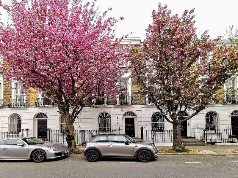 3 Bedrooms Terraced House for sale in Barnsbury Street, London, N1