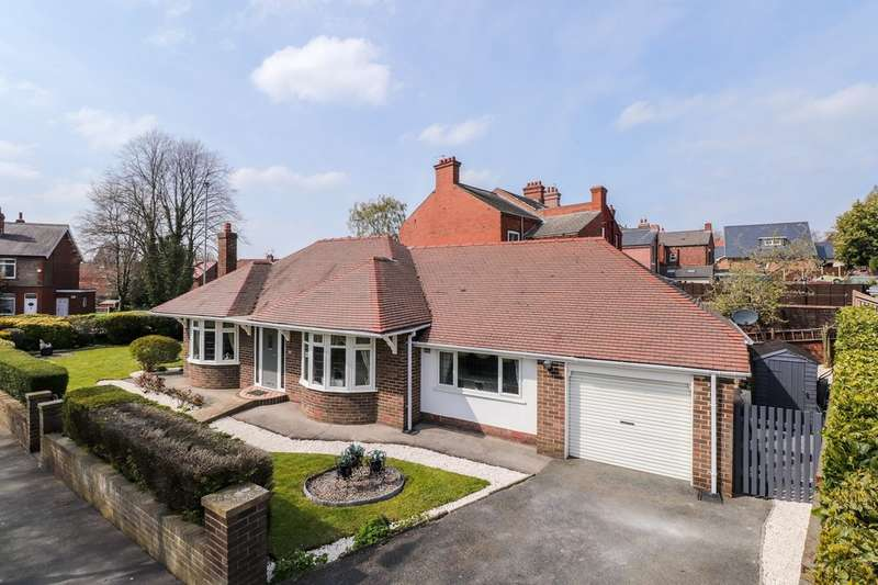 3 Bedrooms Detached Bungalow for sale in Broomhall Avenue, Wakefield