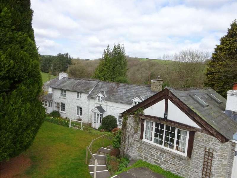 4 Bedrooms Detached House for sale in Newchurch, Kington, Powys