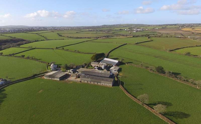 4 Bedrooms Unique Property for sale in Superb 105 acre Farm, Gweek, Helston TR13