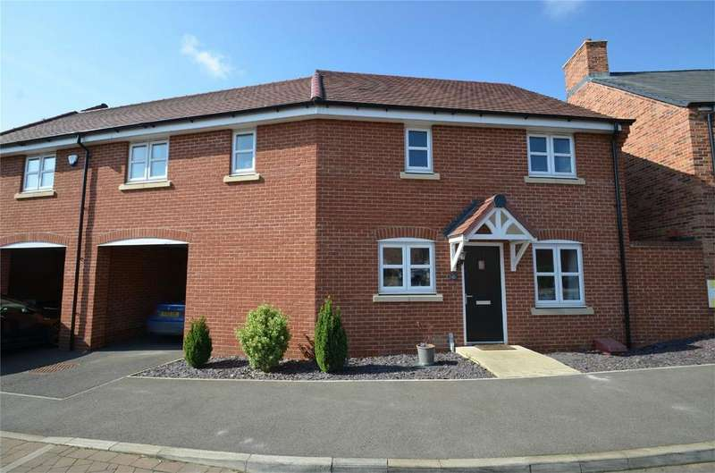 4 Bedrooms Link Detached House for sale in Viking Meadow, SHEFFORD, Bedfordshire