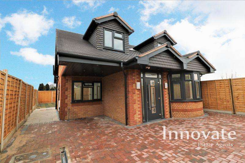 3 Bedrooms Bungalow for sale in West End Avenue, Smethwick