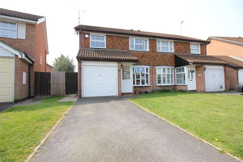 3 Bedrooms Semi Detached House for sale in Doddington Close, Lower Earley, Reading, Berkshire, RG6