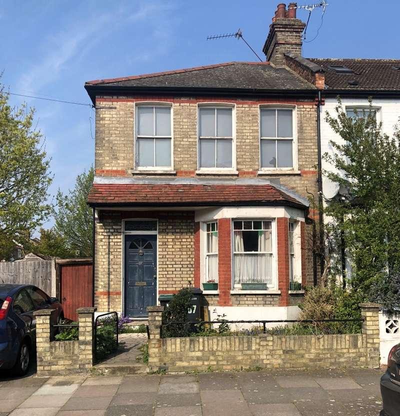 3 Bedrooms End Of Terrace House for sale in Eldon Road, Wood Green, London, N22 5ED