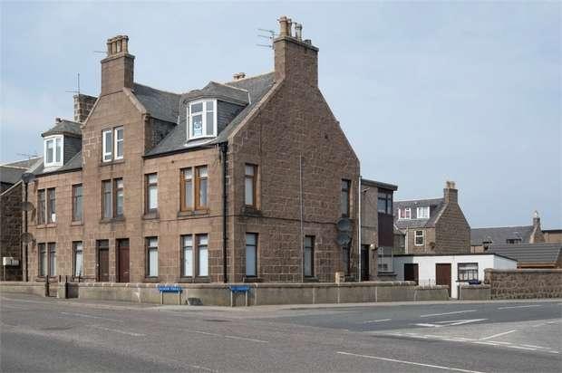 3 Bedrooms Terraced House for sale in Balmoor Terrace, Peterhead, Aberdeenshire