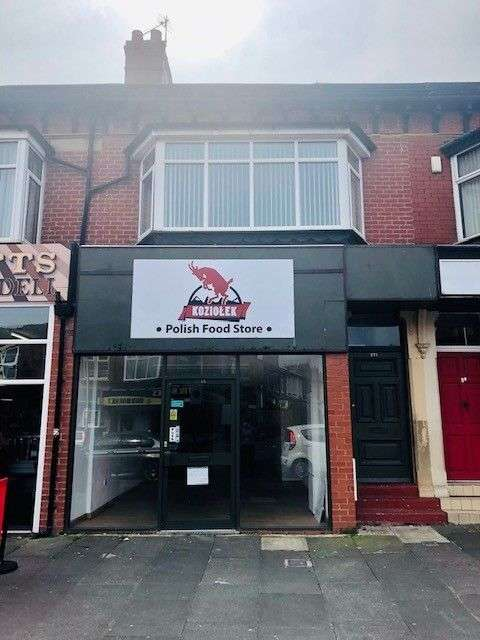 Property for sale in Church Street, Blackpool, FY1