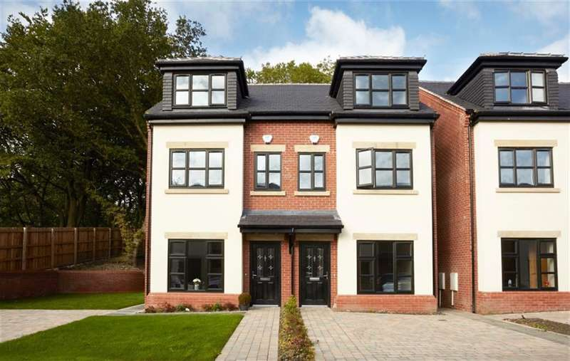 4 Bedrooms Semi Detached House for sale in Woodland Grange, Ellenbrook, Manchester, M28 7AB