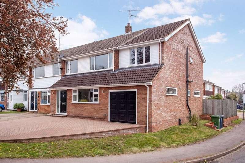 5 Bedrooms End Of Terrace House for sale in Willowmead Gardens, Marlow, Buckinghamshire, SL7