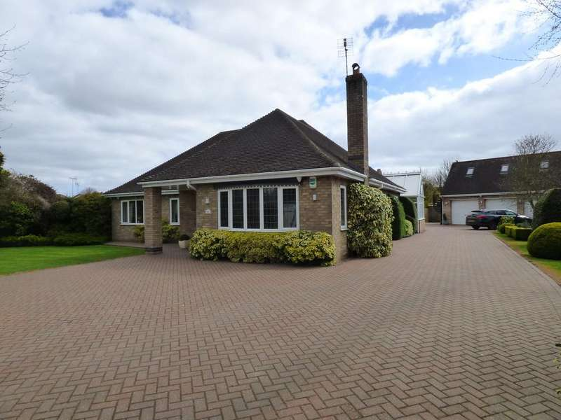 4 Bedrooms Detached Bungalow for sale in Malting Lane, Donington