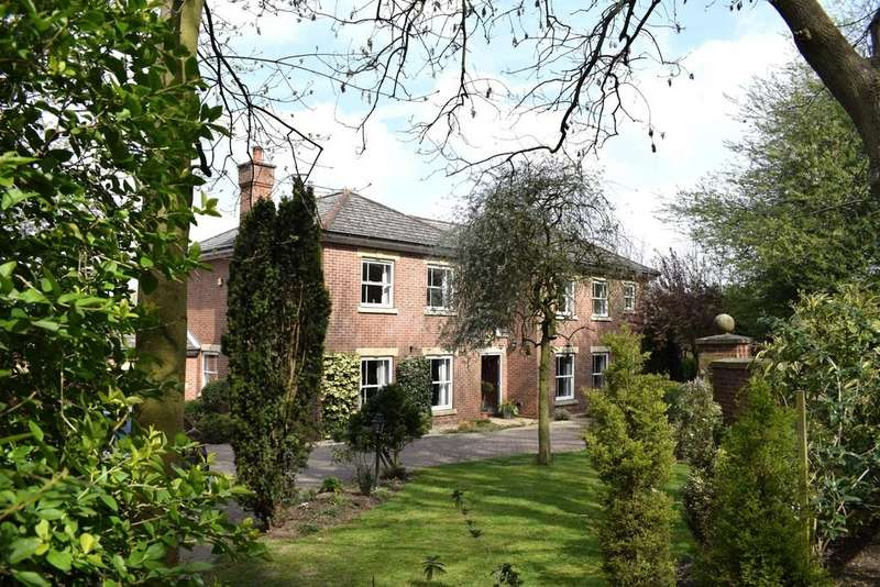6 Bedrooms Detached House for sale in Arlberg House, Old Main Road, Barnoldby-le-Beck