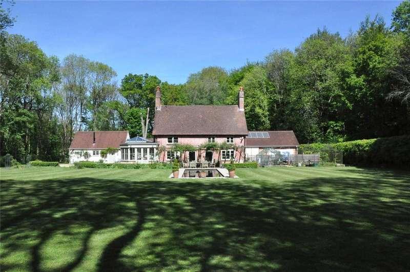 4 Bedrooms Detached House for sale in West Grimstead, Salisbury, Wiltshire, SP5