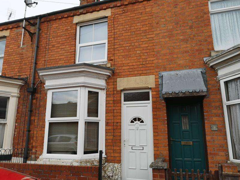 2 Bedrooms Terraced House for sale in Meadow Street, Market Harborough