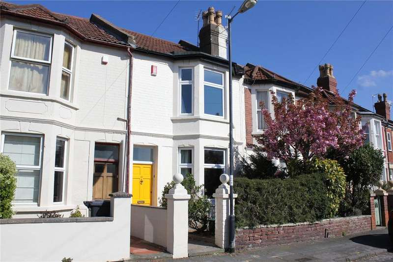 3 Bedrooms Terraced House for sale in Maple Road, Horfield, Bristol, BS7