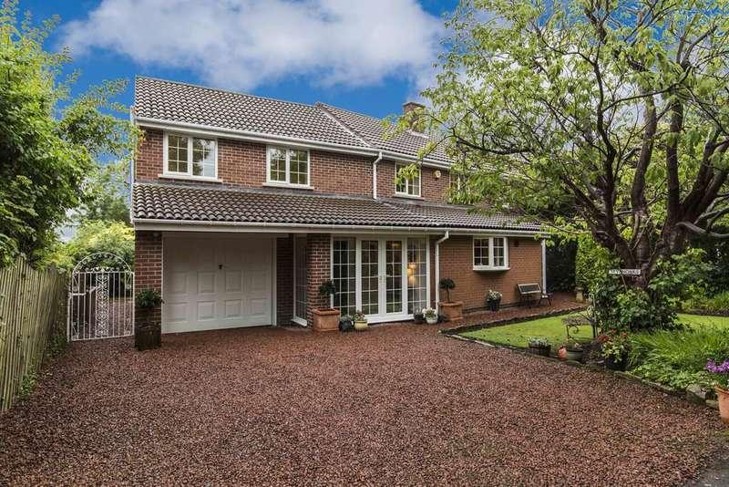 4 Bedrooms Detached House for sale in Oak Lane, Shotley Bridge, County Durham