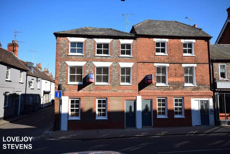 2 Bedrooms Ground Maisonette Flat for sale in Cheap Street, Newbury RG14